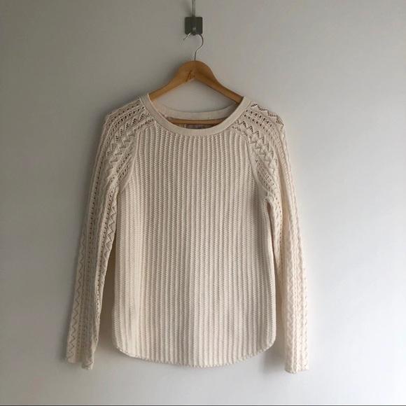 LOFT Tops - Ann Taylor LOFT Knit Sweater SMALL